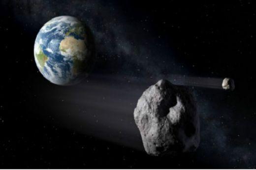 """月球诞生之谜找到了?NASA科学家:""""星球大碰撞""""假说是证据"""