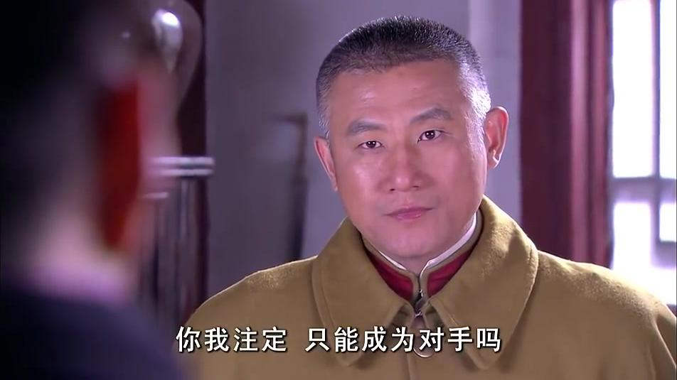 箭在弦上:竹木将军请荣石做客,却暗中派人搜查荣家,太狡猾了