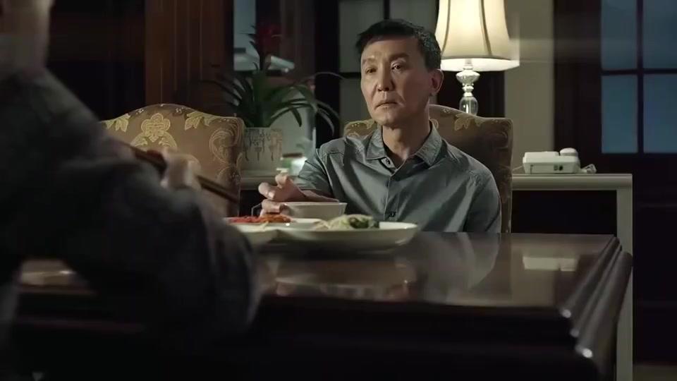 达康书记为官正直,看桌上的菜就知道,太喜欢他了!