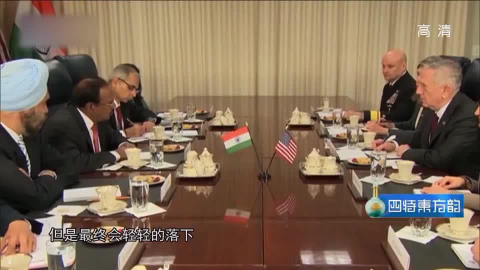 美国制裁雷声大雨点小,印度我行我素,坚持与俄方开展军贸合作