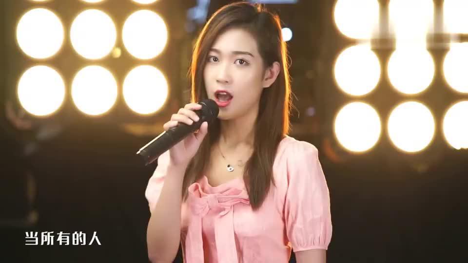 美女一首赵传《我终于失去了你》,这首歌只有经历过爱情才懂!