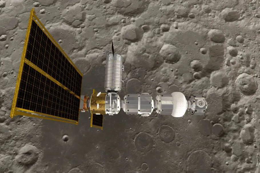 美欧强强联手:首批科学实验,即将在遥远的月球轨道上进行!