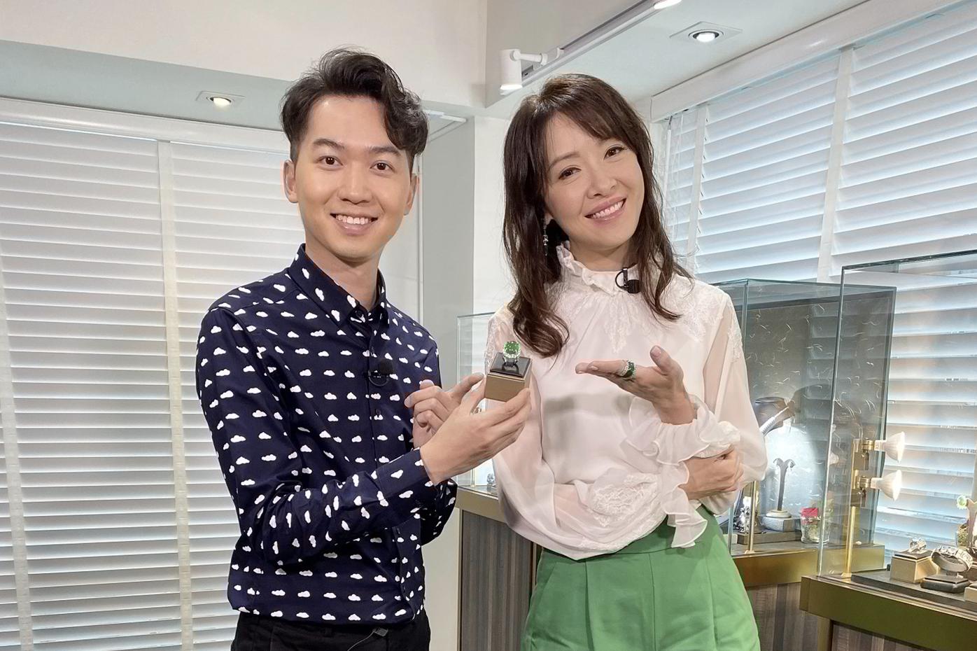 港姐向海岚转型做珠宝商人,投资七位数半年回本,无暇返TVB拍戏