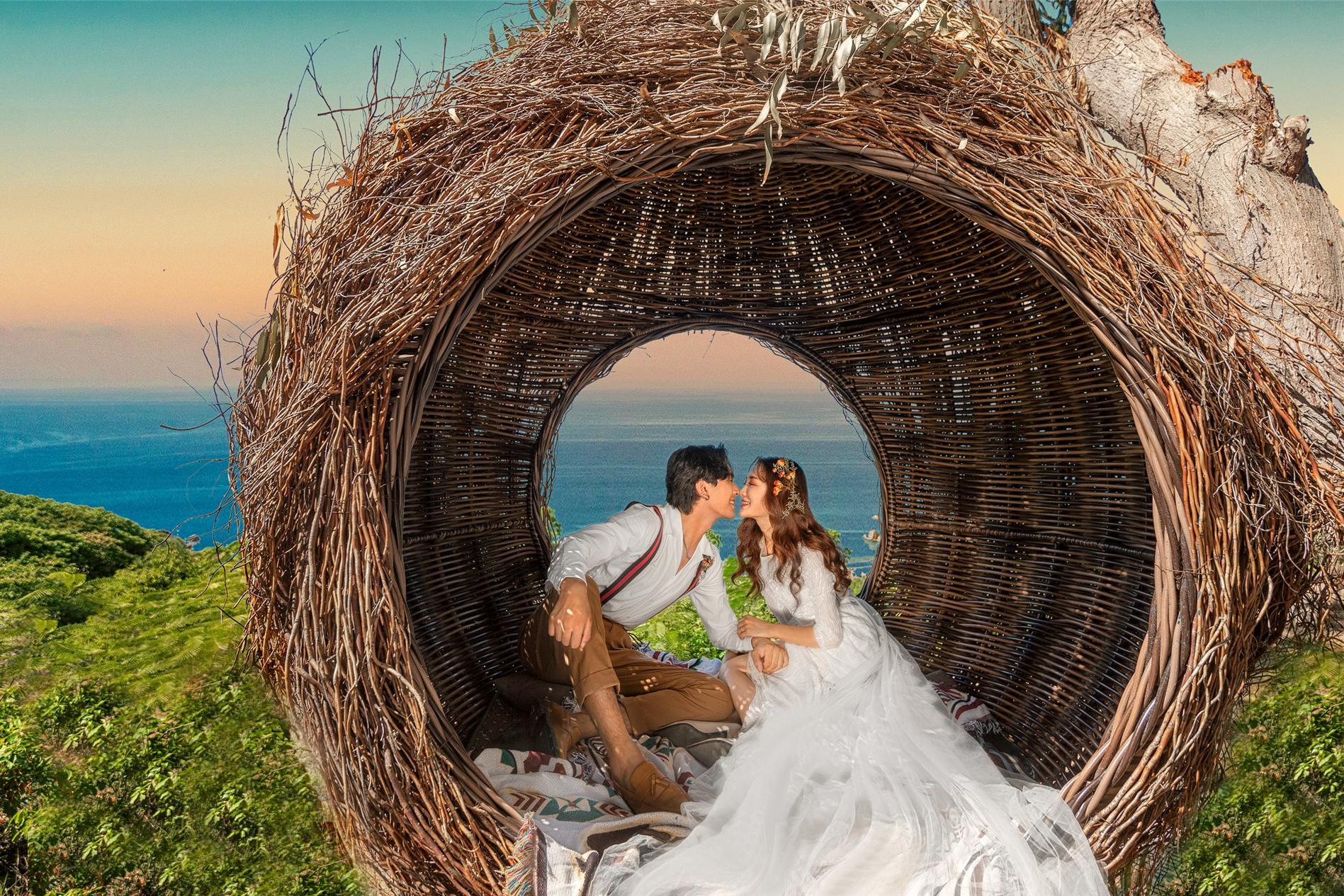 计划一次完美的旅拍行程,三亚硬核旅拍婚纱照攻略双手奉上!