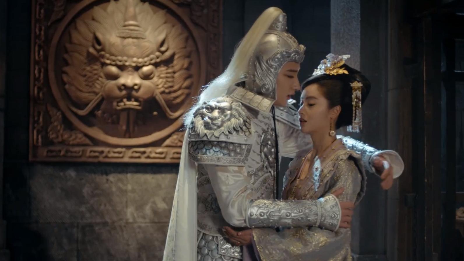 花木槿思念成疾,非白告知双生秘密求原谅,皇后之礼迎娶花木槿