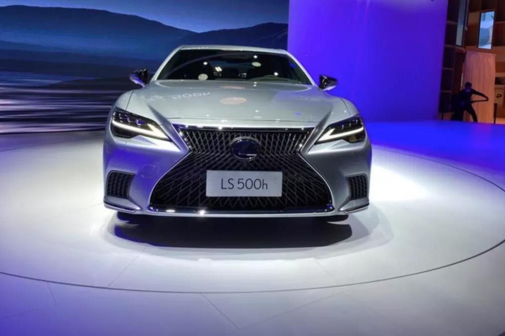 新LS 500h广州车展上市,雷克萨斯销量持续增长