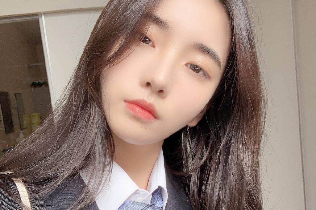 偶像美少女SNH48-洪珮雲迷人美照欣赏