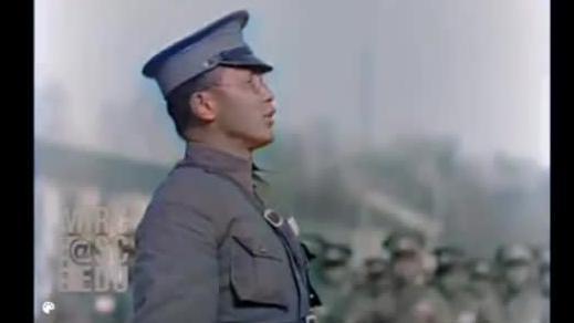 1929年黄埔军校影像,学生战斗力很强