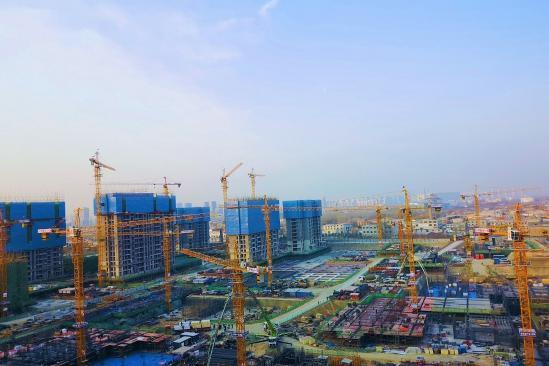 保定市燕云城首座大楼封顶,深圳与保定合力打造国内一流科技城!