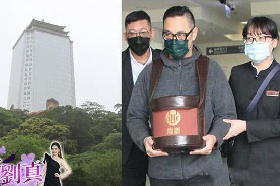 刘真4月22日追思会取消!塔位位置价钱曝光,辛龙疑立志不再续娶