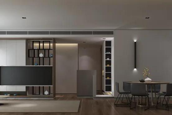 2020年最强简约设计的房子,收纳空间简直绝了