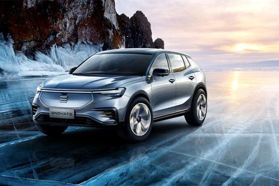 天际旗下首款车型/定位纯电动中型SUV 天际ME7或于近期上市