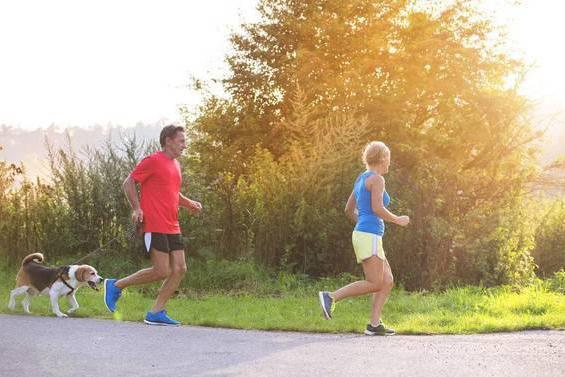 秋天常做哪些户外运动,可以增强身体免疫力?(图)