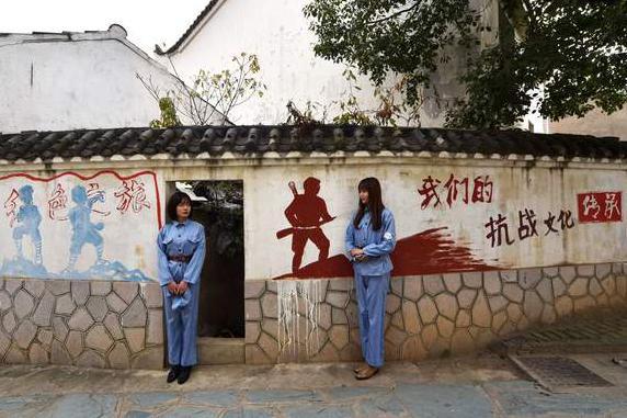 武汉出过两位女将军,花木兰替父从军,陈少敏令日寇闻风丧胆