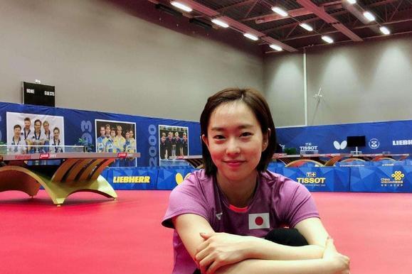 爱情不分国界!日本乒乓女神爱上中国男人,却被日本网友批评谴责