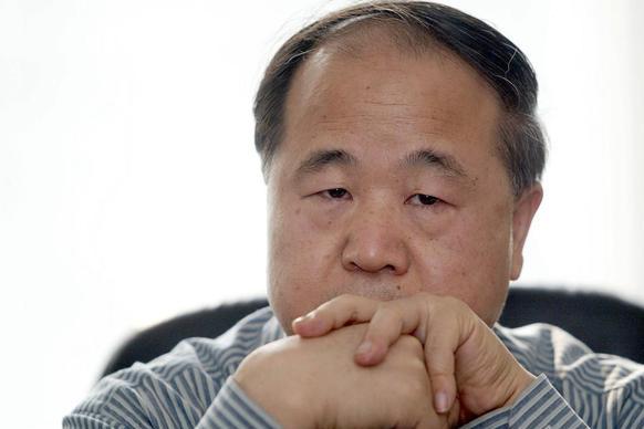 陈丹青评价莫言的话太酸,认为他只是运气好,才得了诺贝尔文学奖