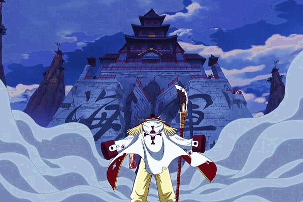 海贼王:神之谷大战白胡子背叛洛克斯,没有他卡普、罗杰赢不了