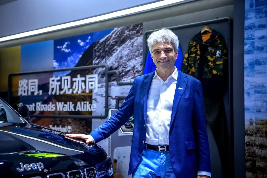 对话蔡迪霓先生:深耕中国市场,让中国用户更爱Jeep
