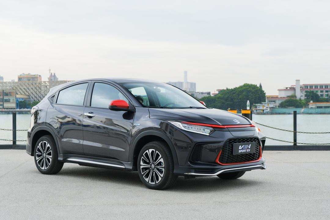 广汽本田旗下首款纯电SUV改款,颜值、续航全面提升