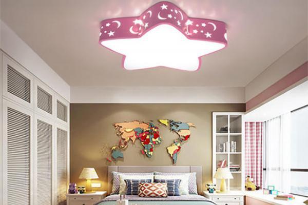 儿童房照明设计,有五个常见错误!