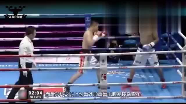 耍无赖?印度不败拳王激怒18岁中国天才拳手,结果被教训打成熊样