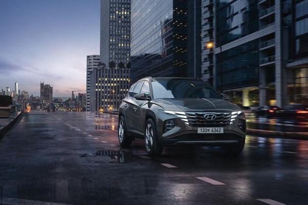 国产版第五代途胜最新信息曝光,新车将于北京车展亮相