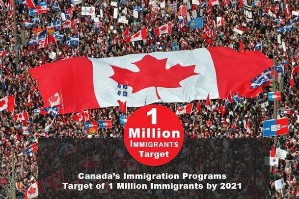 又破纪录啦,加拿大6月迎来近2万名新移民,疫情以来最高