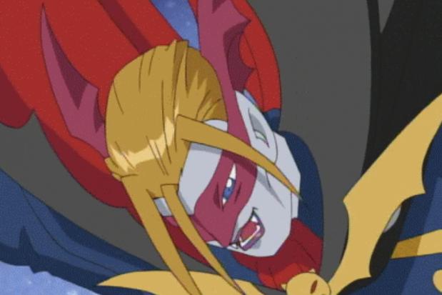 数码宝贝:吸血魔兽为何前往人类世界?不把小丑皇放眼里吗?
