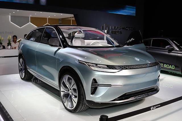 可实现L3级智能驾驶/定位中型纯电SUV零跑C-more量产版年内亮相
