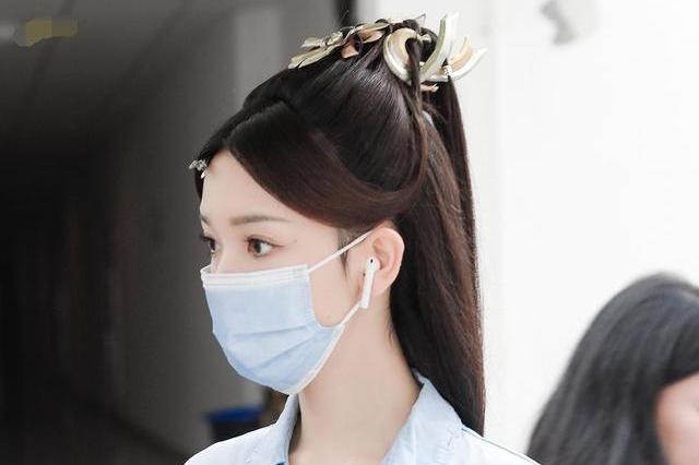 《皓衣行》:陈瑶造型套套美艳,唐人这次再没浪费她的美貌