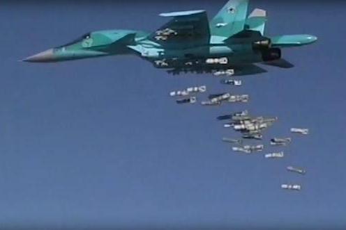 土耳其气急败坏:俄军在叙利亚投下温压弹,78个武装分子瞬间团灭