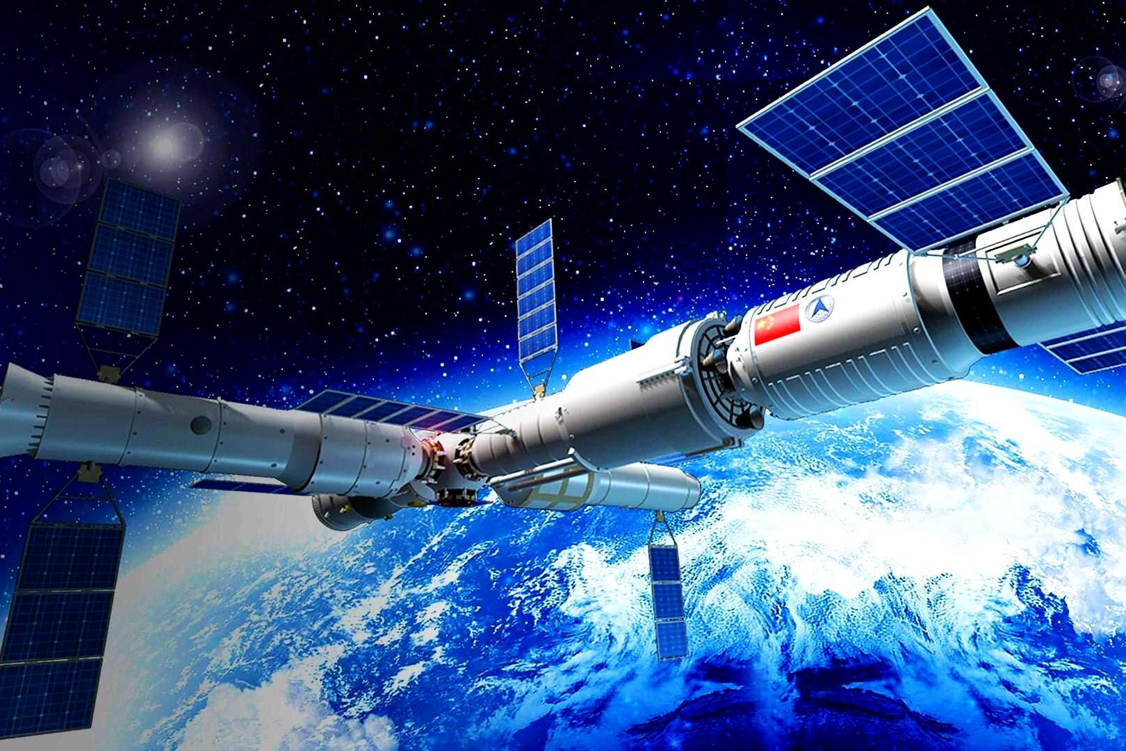 意大利知恩图报,中国空间站迎来强援,美眼红:能不能算我一个?