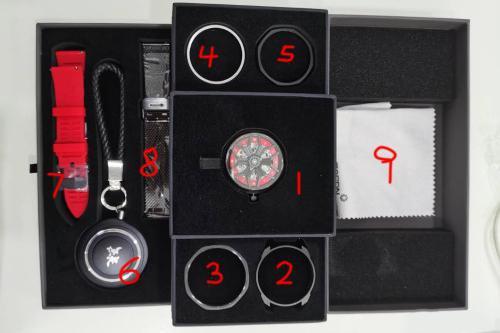 国潮手表:劳士顿无畏手表很难组装?张一山教你如何轻松玩转它