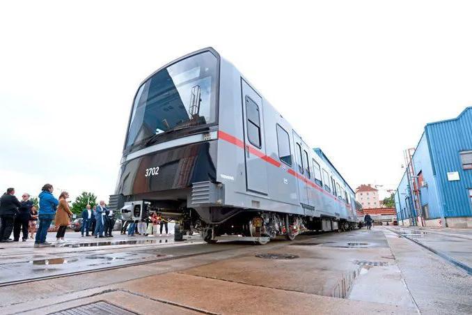 投入5.5亿欧元!维也纳首个无人驾驶地铁系统正式亮相