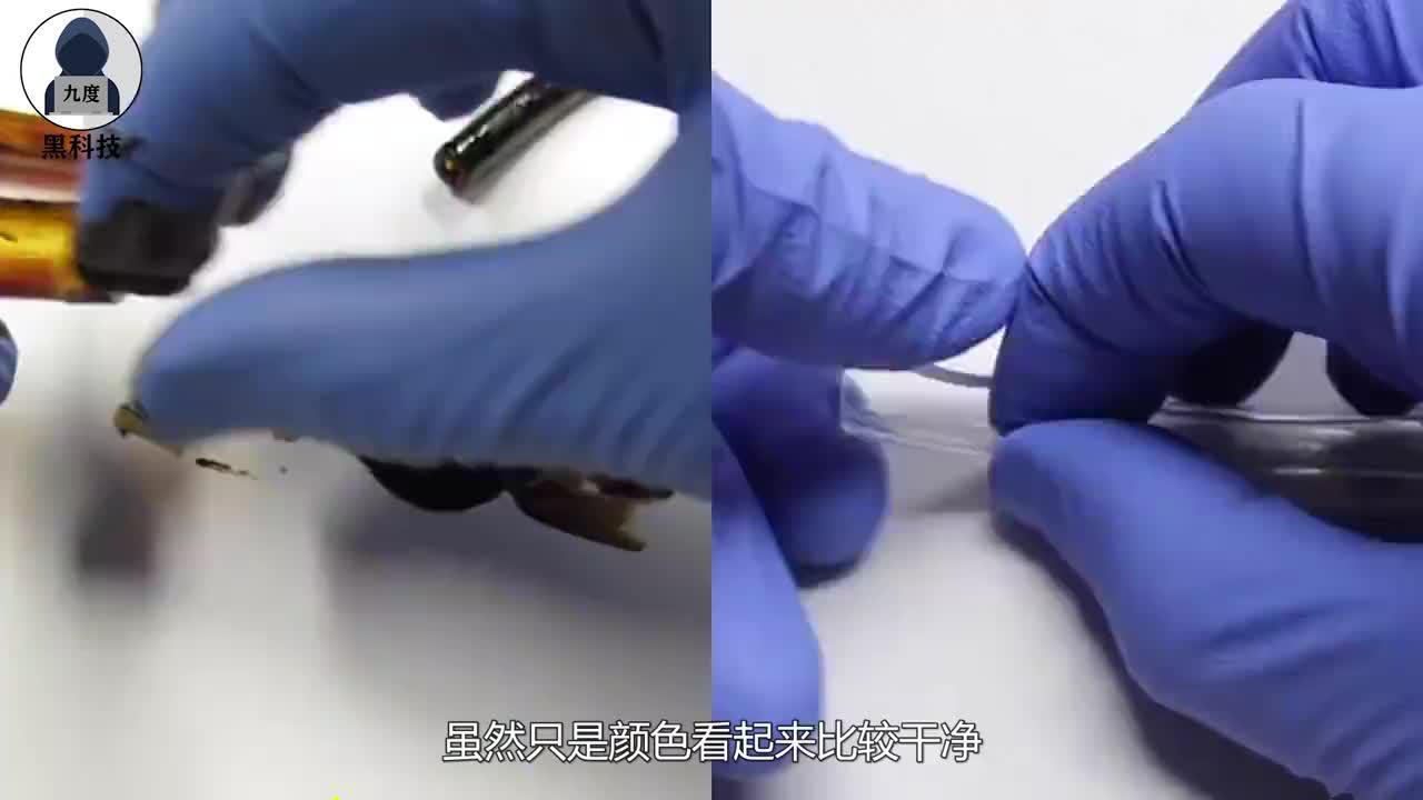 一口气吸600根烟到底会怎样用棉球模仿肺部看棉花颜色就明白