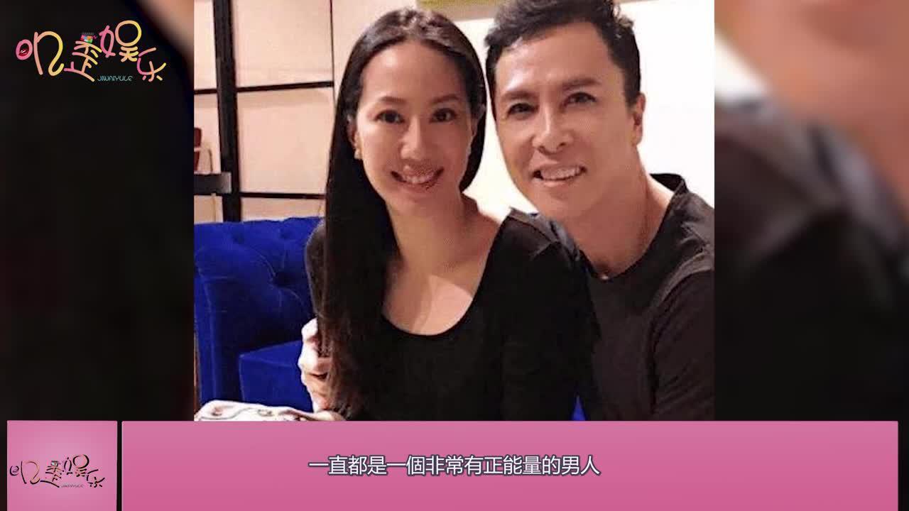 梁静慈:她是甄子丹的前妻,离婚后发现已怀孕,给儿子取名太气人