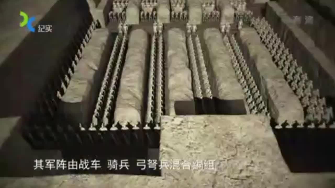 """揭秘秦朝特种战阵:一件""""特殊""""物品的出土,再次改写中国历史!"""