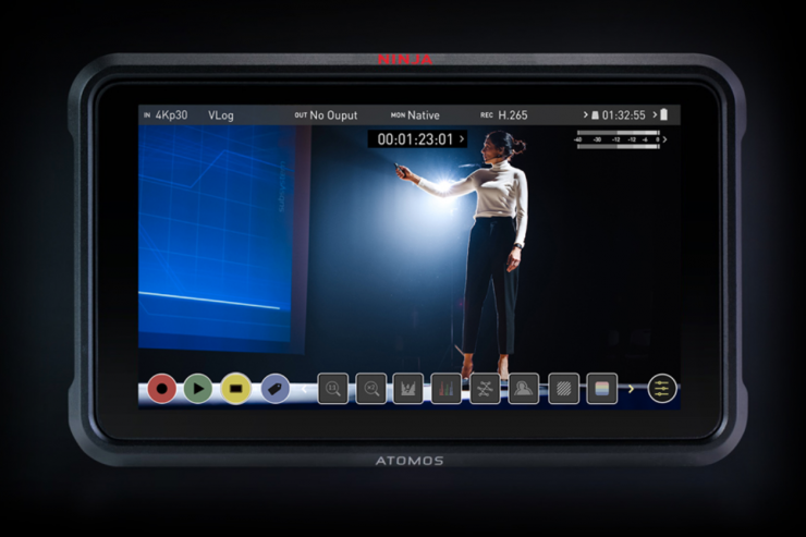 Atomos推出Ninja V+ 最高可录8K/30p或4K/120p视频