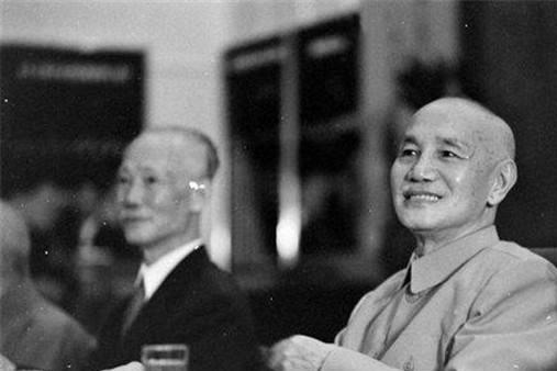 蒋介石的三位副总统都是谁,他们的结局如何