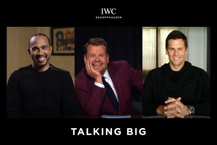 IWC万国表特别栏目:汤姆·布雷迪&刘易斯·汉密尔顿共话梦想