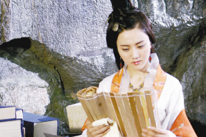 """被文学家称为""""中国版茶花女""""的女子是谁?"""
