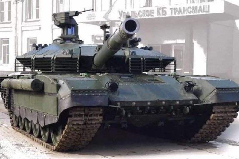俄罗斯对T-90主战坦克再升级,作战性能再提高,但是个过渡产品