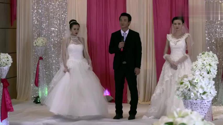 富二代终于看清腹黑女真面目,结婚当天换新娘,真是报应