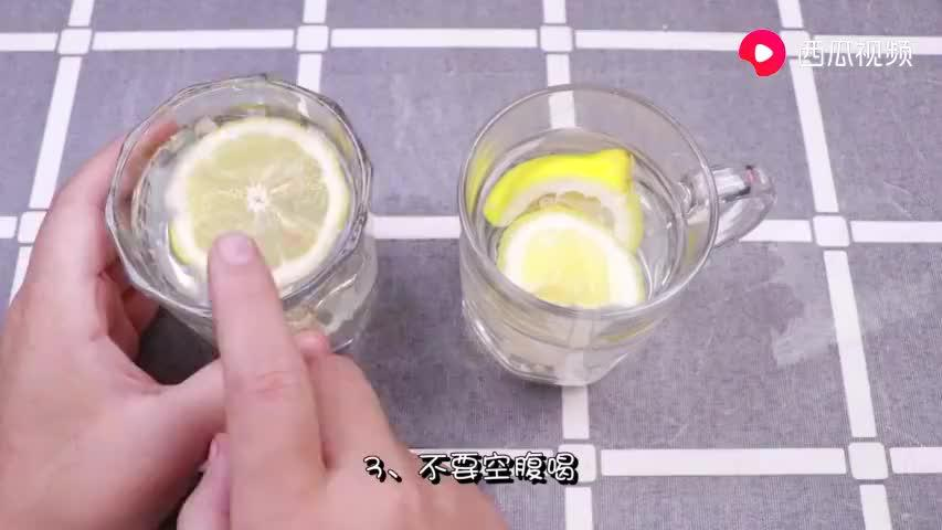 柠檬水别再随便泡,教你正确的泡水方法,看完别再做错了!