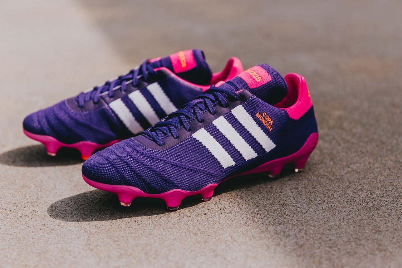 阿迪达斯发布Copa Mundial 21 Primeknit足球鞋
