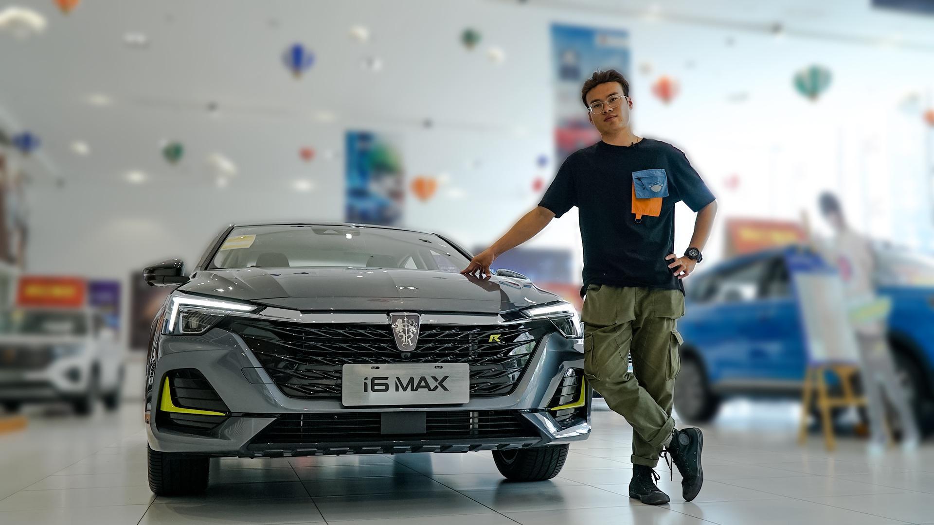 视频:荣威i6 MAX丨15万元以内颜值担当,挑战帝豪、逸动胜算几何?