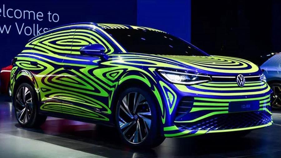 大众首款国产纯电动SUV!ID.初见参数曝光!10月量产续航480km