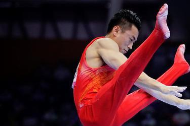 好消息!中国体操17岁小将初露锋芒,首度参加成年赛便收获金牌