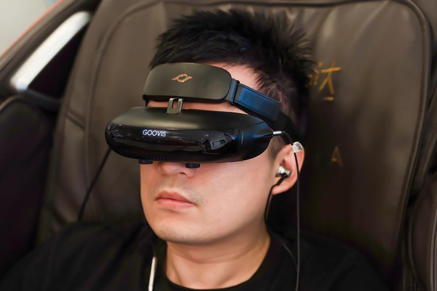酷睿视GOOVIS Pro-X头显测评:沉醉影音娱乐 随时尽享真3D体验