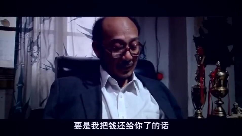 王迅一句话没说,却抢了全是台词徐峥的戏